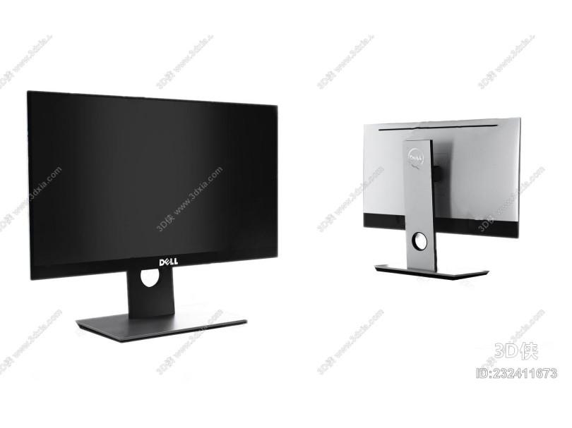 现代戴尔显示器 现代家用电器 显示器
