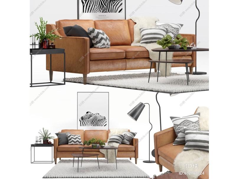 現代室內沙發