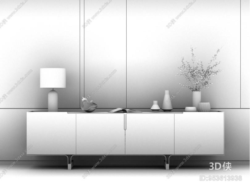 现代电视柜餐边柜