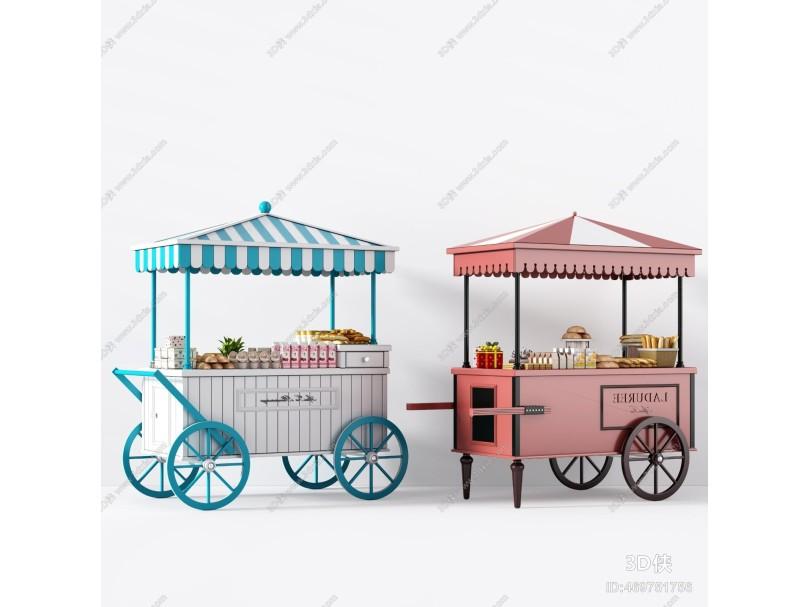 现代面包车 售货车 路摊车