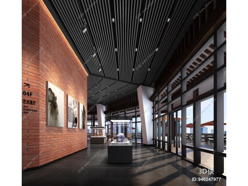 工业观光展厅 博物馆