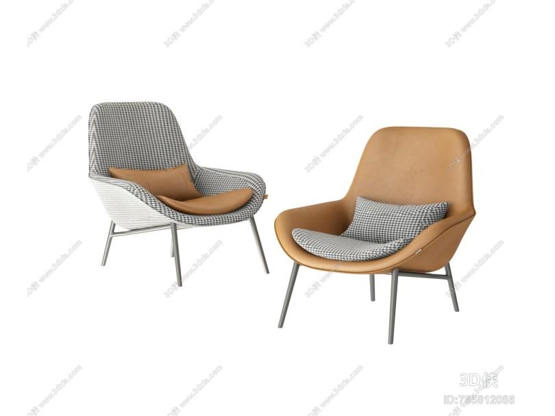 现代简约休闲椅 沙发椅