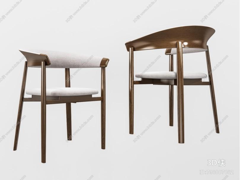 现代休闲椅