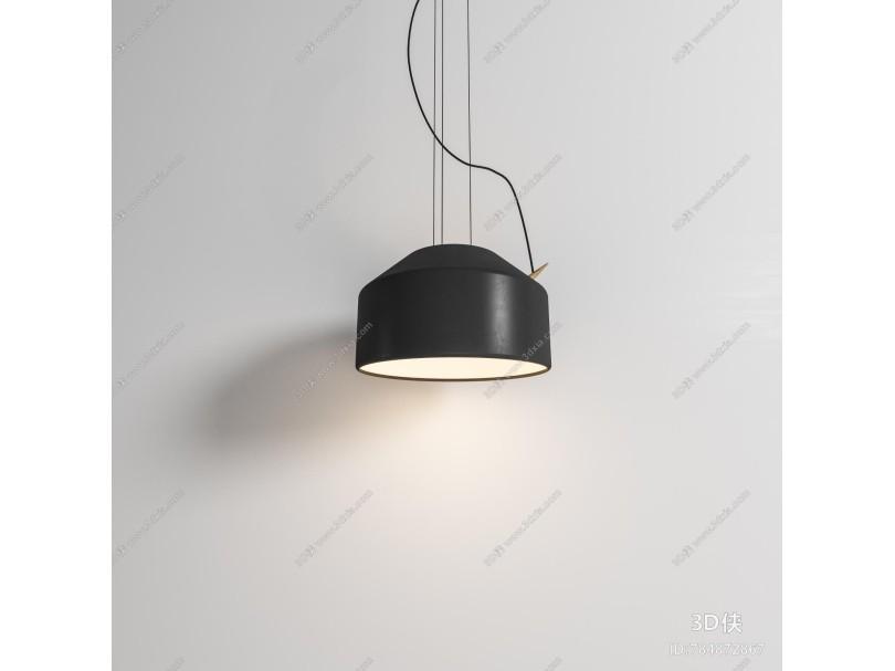 现代极简吊灯