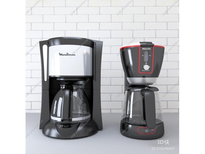 现代咖啡机