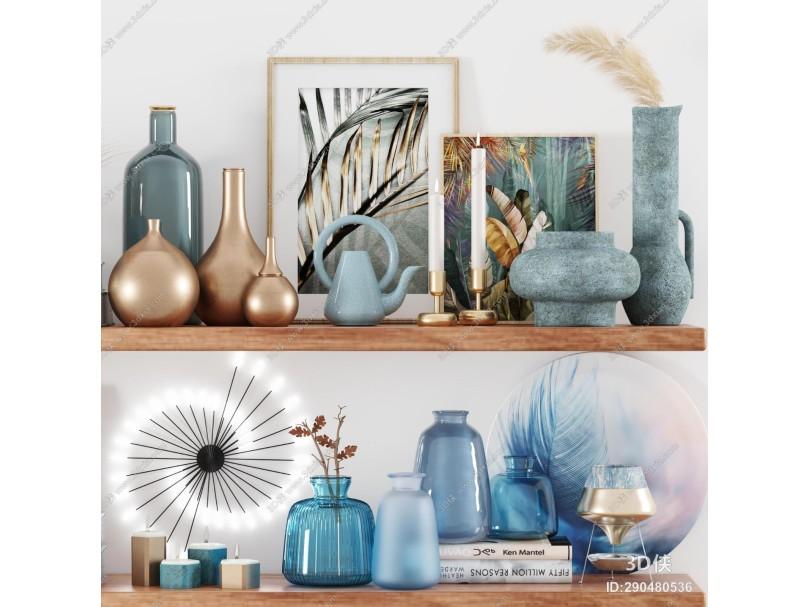 現代飾品擺件 花瓶