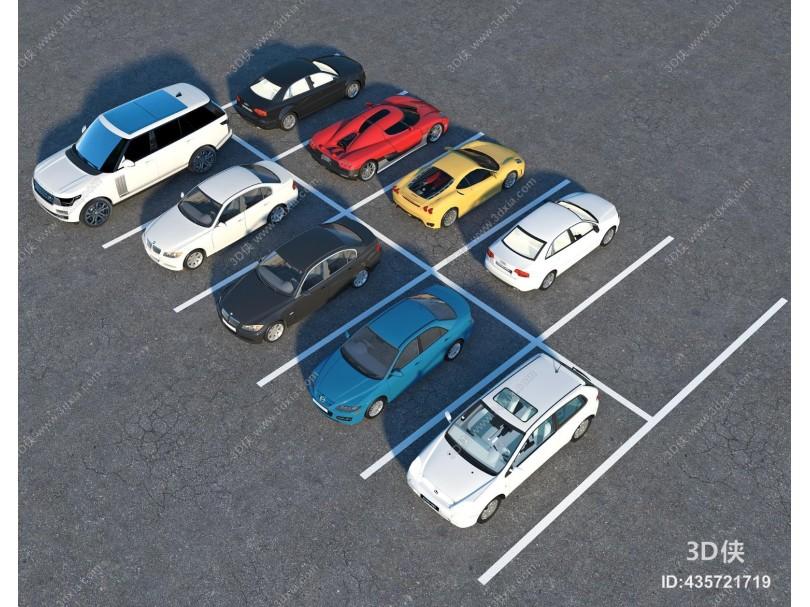 现代汽车组合