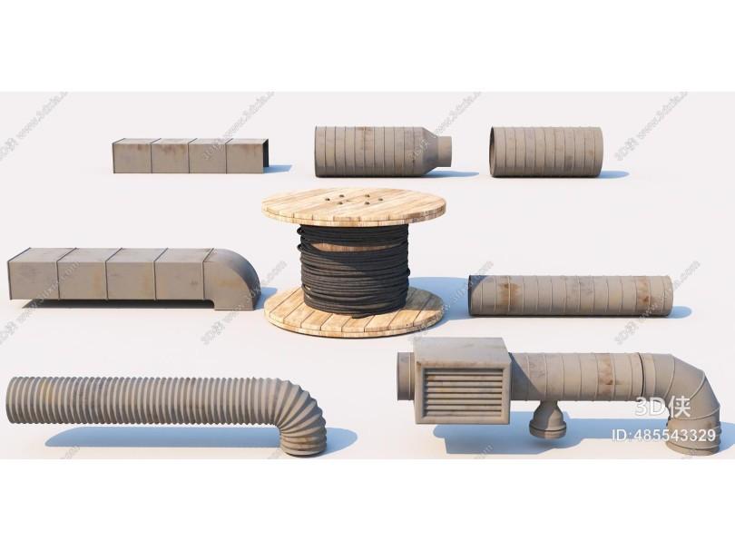 现代工业设备 缆线 电缆