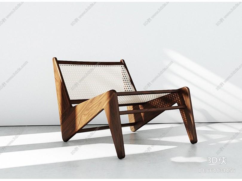 现代单人沙发 单椅