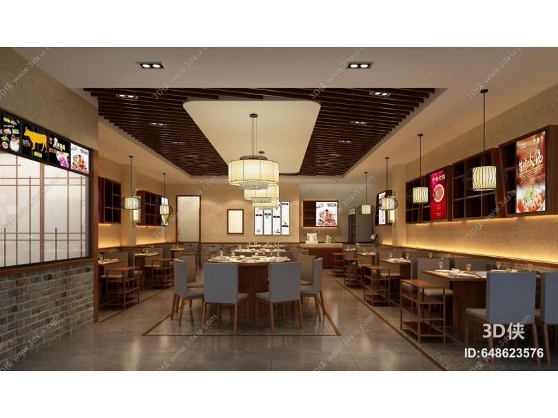 新中式潮汕牛肉火鍋店