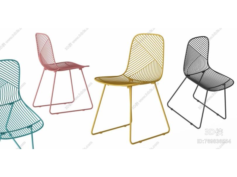 北欧户外椅 餐椅