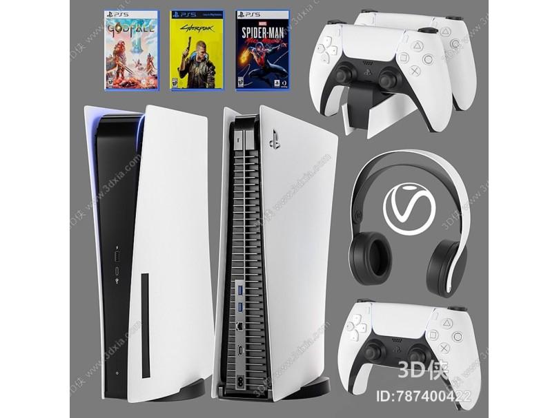 现代游戏机
