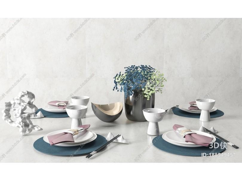 北欧餐具 花瓶 餐盘