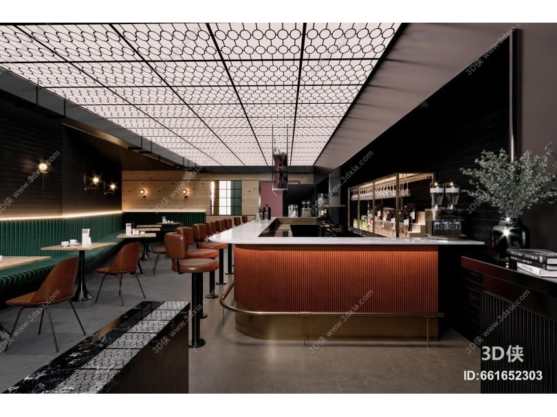 現代咖啡休閑廳