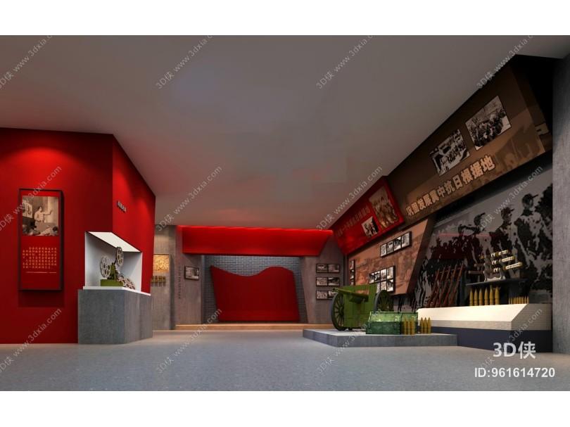 现代展厅 党建展厅
