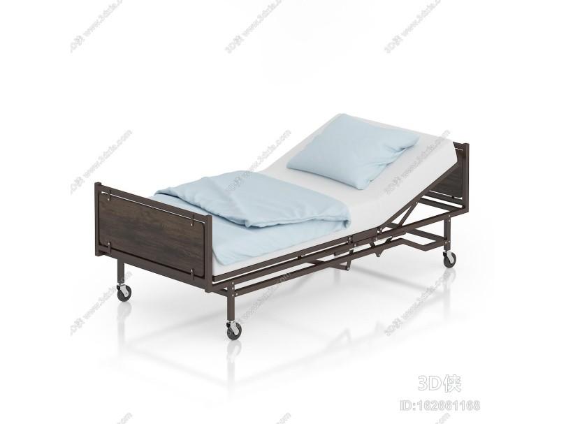 现代医疗可升降病床