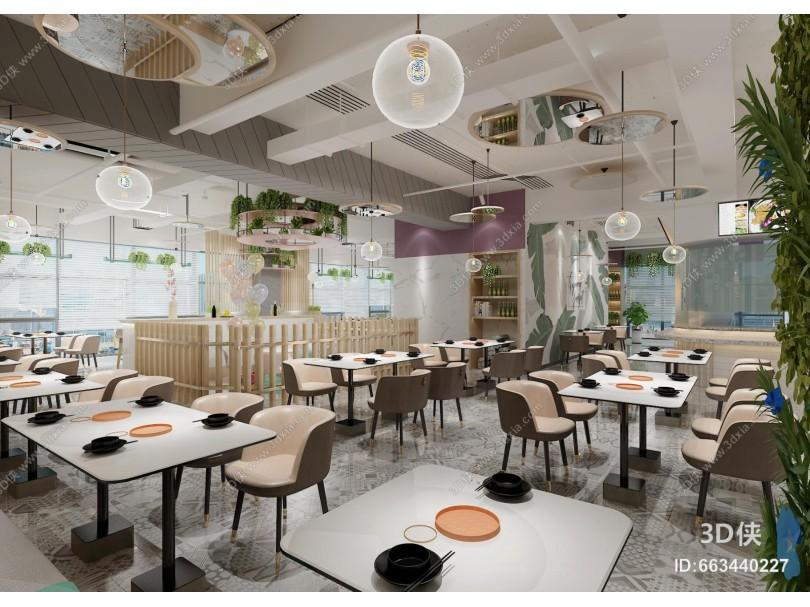 北欧网红餐厅