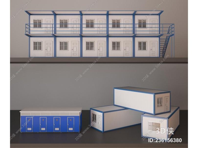 移动板房 厂房 宿舍 活动房