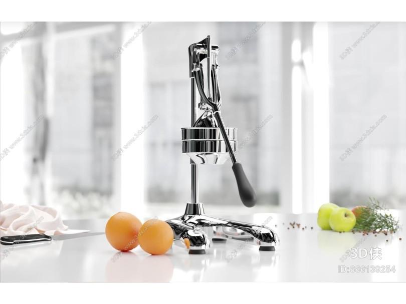 现代榨汁机