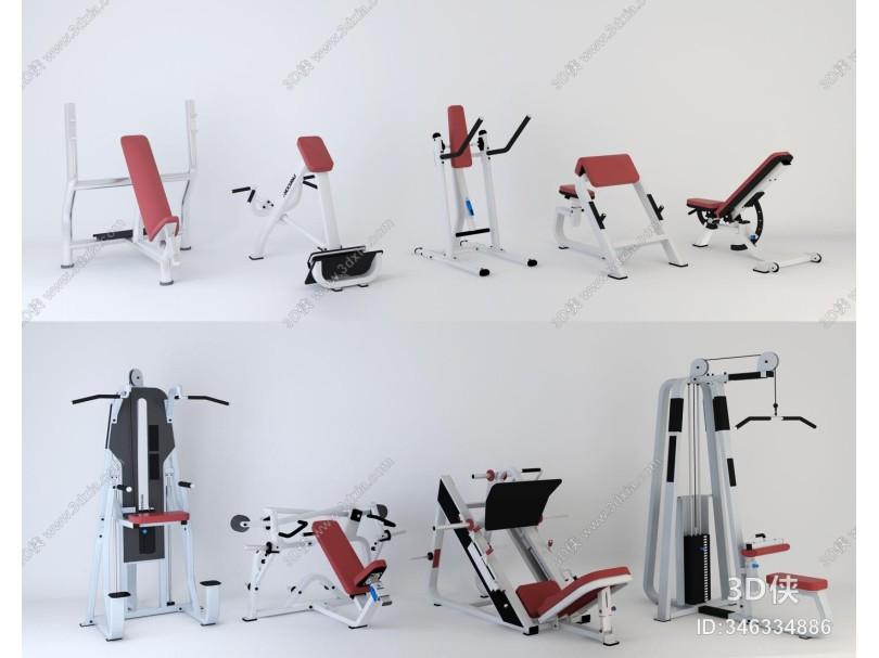 现代健身器材 体育器材