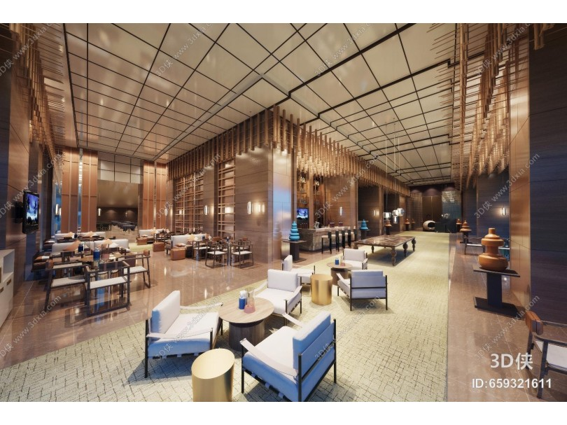 现代风格酒店餐饮