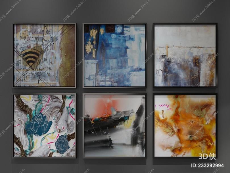 画 抽象 抽象画_百度百科