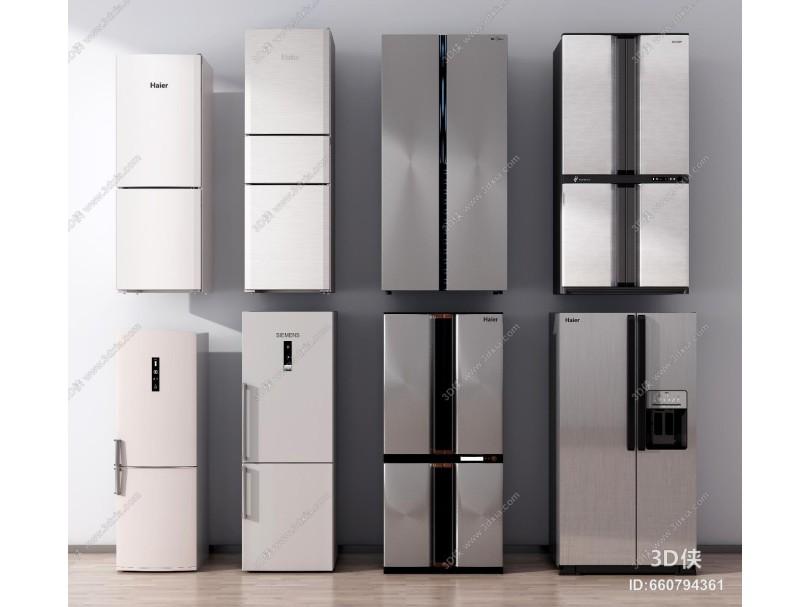 �F代冰跟在了她箱冰��① �p�T冰箱 智能冰箱