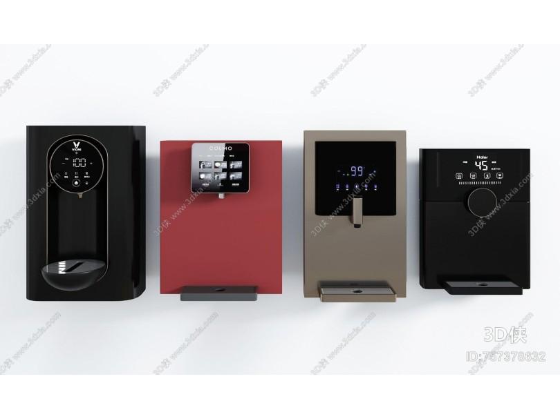 现代净水器饮水机
