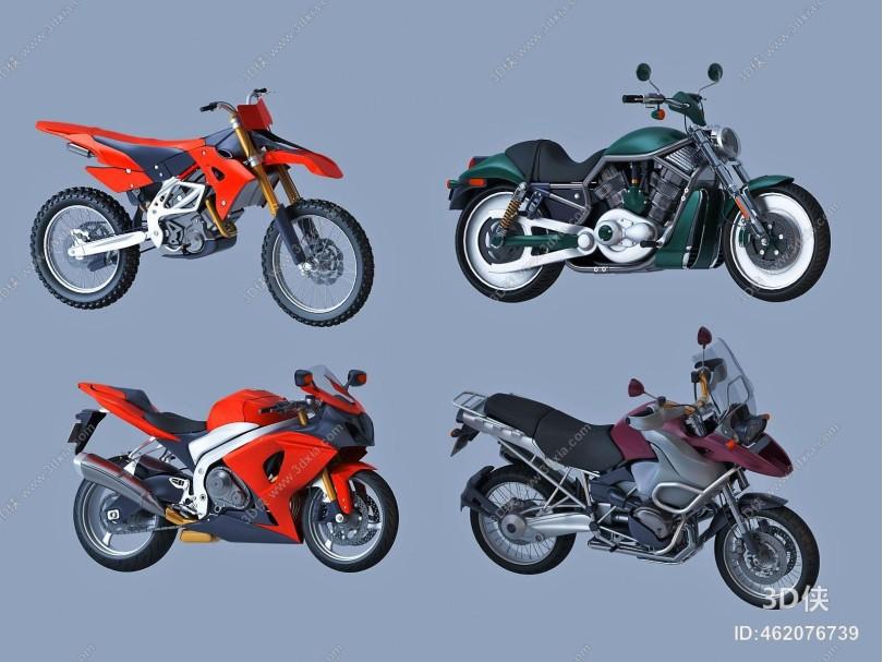 现代机动车 摩托车