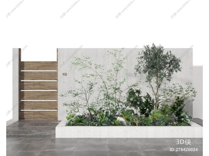 现代景观小品 庭院景观 公园景观