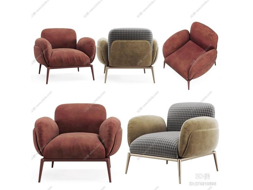 现代休闲沙发