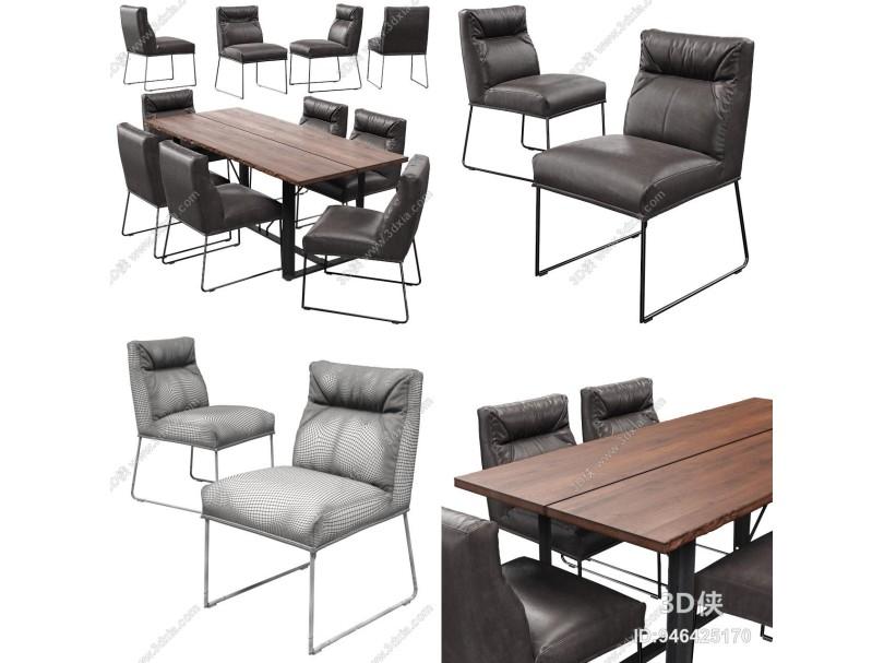 現代餐桌椅 辦公桌椅