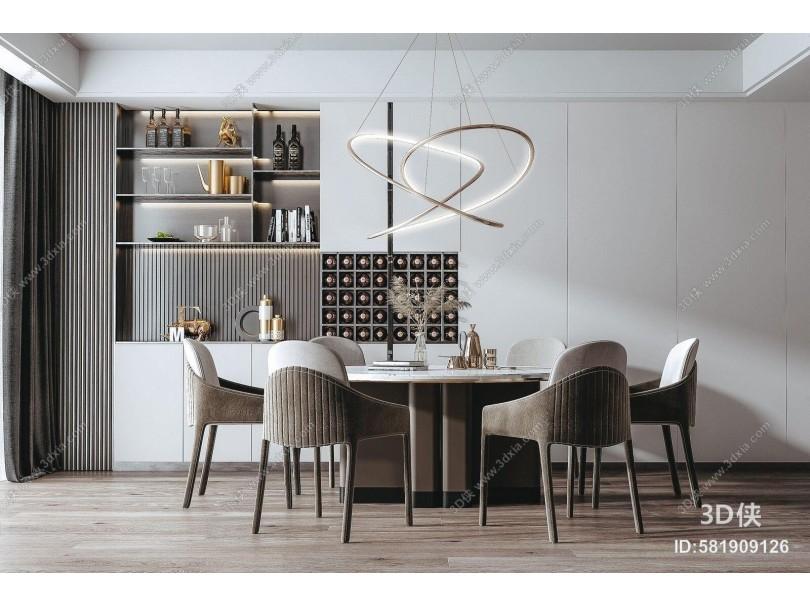 �F代餐�d 餐桌 餐椅