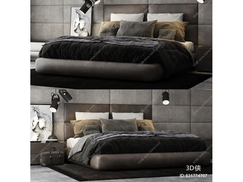 Poliform_Dream_Bed