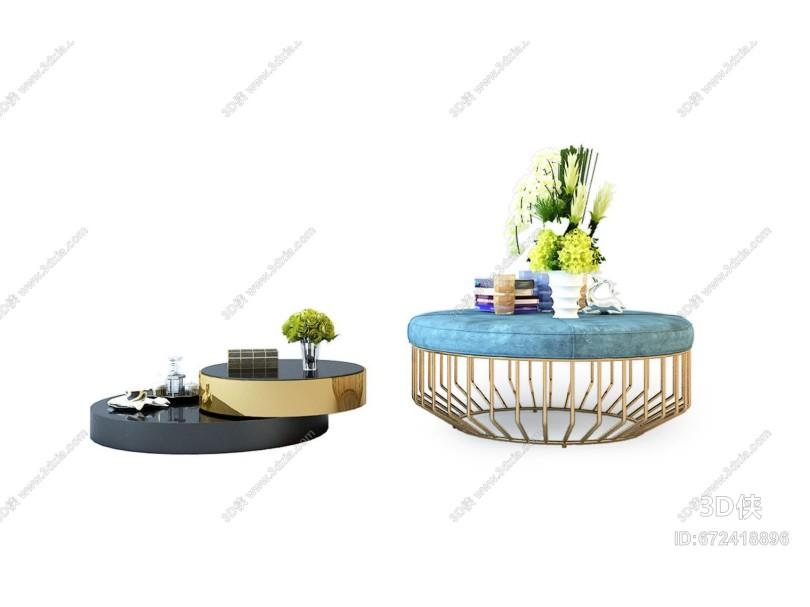 现代茶几 桌子