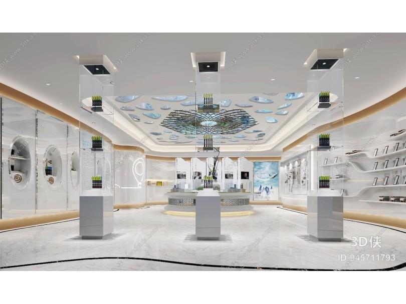 现代圆珠笔展厅