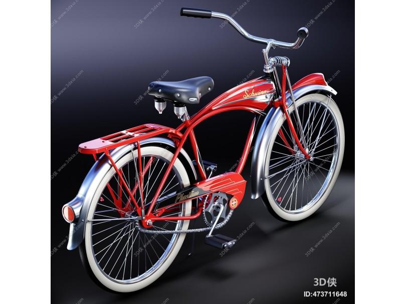 现代自行车