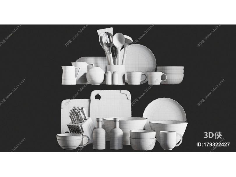 北欧厨具餐具组合