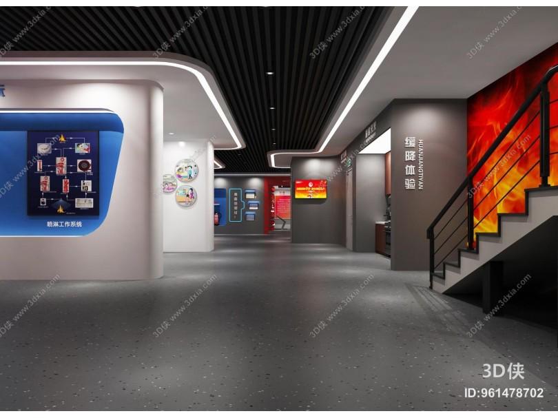 现代VR展厅